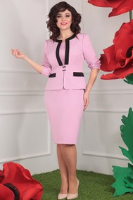 Модель 2390 нежно-розовый Мода-Юрс