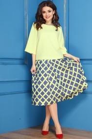Модель 265 лимон, синий Anastasia
