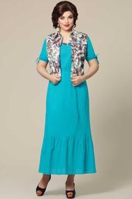 Модель 3840 бирюзовый Mira Fashion