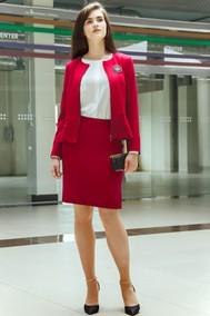 Модель Жк-78 Юб-021 красный Talia fashion