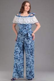 4076 синие-тона Andrea Style