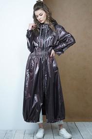 Модель 3443 чёрный баклажан Fantazia Mod