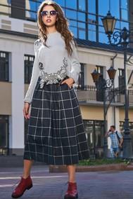 Модель 2891 серые тона Niv Niv Fashion