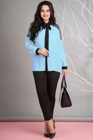 Модель 657В голубой Лилиана