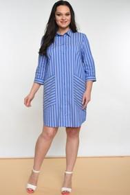 Модель 1384 голубой Lady Style Classic