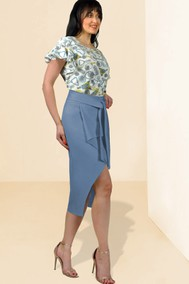 Модель 901-4 голубой МиА Мода