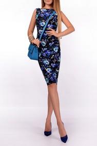 Модель ny1315-1 темно-синий, голубой La Cafe by P.Ch.