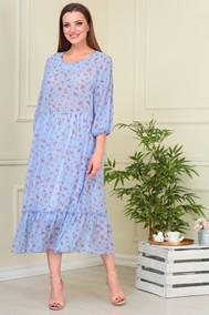 Модель 824 голубой Anastasia MAK