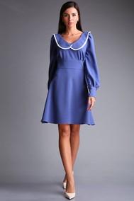 Модель Af-167 Синий Andrea Fashion