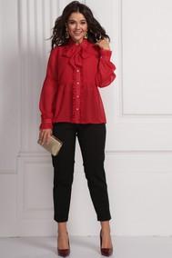 Модель 628-1 красный Solomea Lux