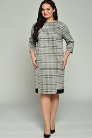 Модель 1700-1 Серый + желтый Lady Style Classic