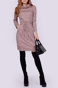 Модель ny1642 розовый, серебристый La Cafe by P.Ch.