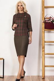 Модель 3489 коричневый Bazalini
