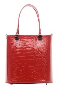 Модель 2773606 красный кайман глянец Suffle