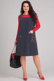 Модель 0078 красный Andrea Style