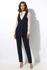 Модель 1191-5 светло-розовый+темно-синий МиА Мода