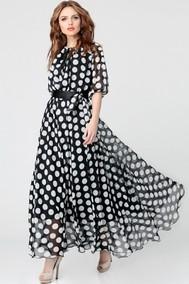 Модель 062 черно-белый Anastasia
