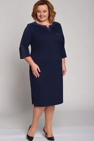 Модель 1123-1 темно-синий Lady Style Classic