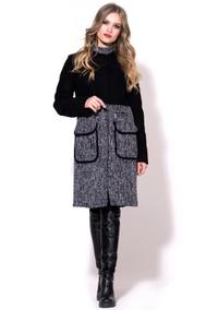Модель asmin серый Rylko Fashion