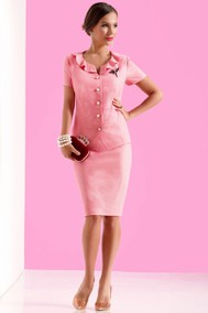 3146 розовый Lissana
