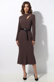 Модель 1268 темно-коричневый МиА Мода
