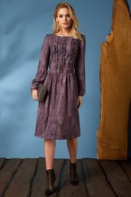 Модель 651 фиолетовый Niv Niv Fashion