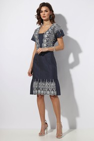 Модель 1037-2 синий МиА Мода