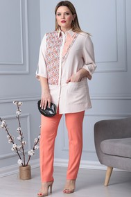 Модель 20525 персик Viola Style