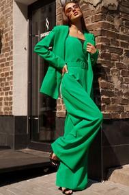 Модель 2778 зеленый Vesnaletto