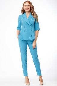Модель 734 голубой Лиона-Стиль