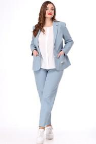 Модель 325 голубой Talia fashion