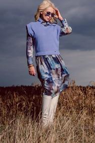 Модель 2193-1 голубой Vesnaletto