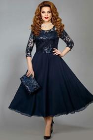 Модель 3978 синий Mira Fashion
