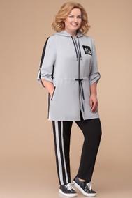 Модель 1237 серый+черный Svetlana Style