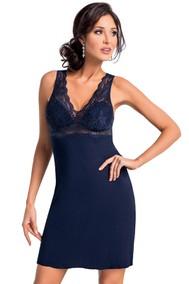 Модель Chantal Granatowa темно-синий DONNA