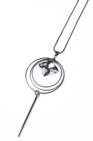 Модель Подвеска 4096 черненое серебро Fashion Jewelry