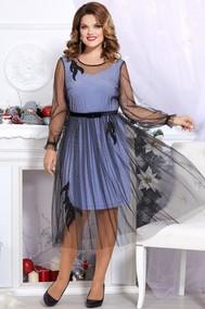 Модель 4724 голубой Mira Fashion