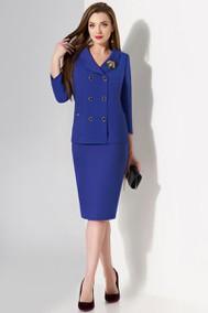 Модель 3466 королевский синий Lissana