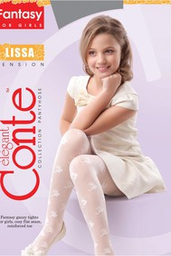 Модель Lissa bianco (белый) Conte Elegant