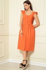 Модель Af-147/4 Оранж  Andrea Fashion