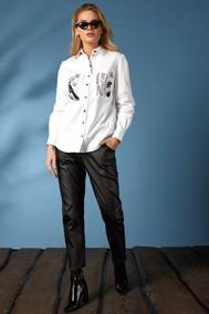 Модель 619-1 белый Niv Niv Fashion