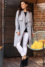 Модель 2585 серый Мода-Юрс