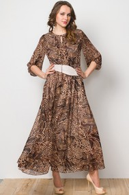 1897 коричневый GOLD Style