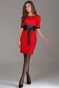 1005 красные тона Arita Style-Denissa