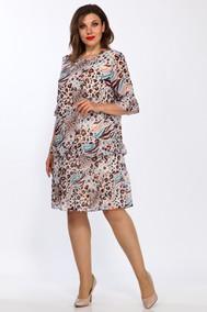 Модель 2312 Бежевый Леопард Lady Style Classic