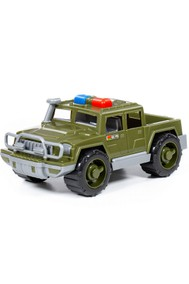Автомобиль-пикап военный патрульный Защитник