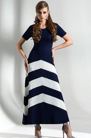 Модель 1285 синий+белый Diva