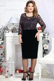 Модель 4540-2 черный Mira Fashion