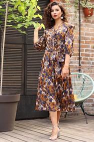 Модель 2551 цветы Мода-Юрс