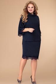Модель 1378 темно-синий Svetlana Style